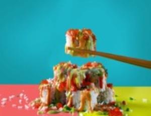 Drivu Volcano Roll Shrimp
