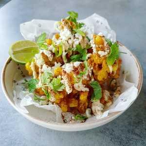 Drivu Mexican Corn Fritter