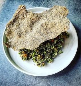 Drivu Quinoa Broccoli Salad