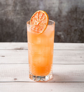 Drivu Yuzu Grapefruit Mocktail