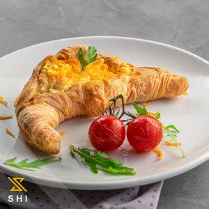 Drivu Scrambled Egg Croissant