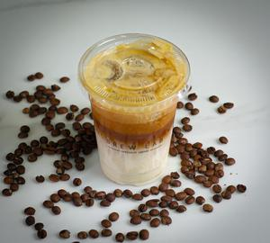 Drivu Iced Caramel Latte