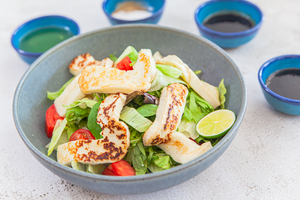 Drivu Halloumi Grilled Salad