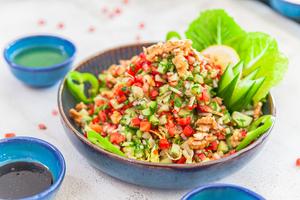 Drivu Gavurdagi Salad