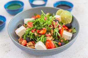 Drivu Aragula & Feta Cheese Salad