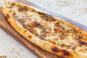 Drivu Zaatar Cheese Pide