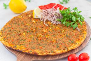 Drivu Turkish Lahmacun