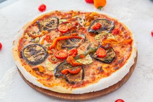 Drivu Vegetarian Pizza