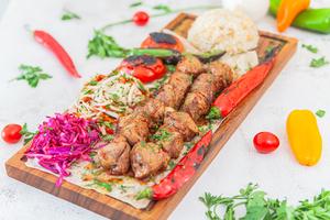 Drivu Tikka Kebab