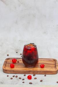 Drivu Cherry Bomb Cold Brew
