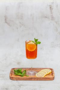 Drivu Lemon Iced Tea