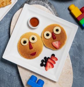 Drivu Funny Face Pancakes