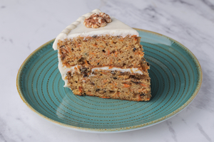 Drivu Homemade Carrot Cake