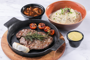 Drivu Black Coffee Steak