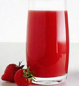 Drivu Strawberry Juice عصير فراولة