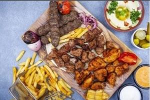 Drivu 1.5kg Mix Grill West Al Balad كيلو و نص مشاوي مشكلة وسط البلد