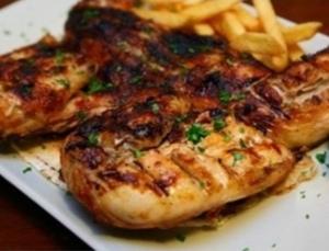 Drivu Half Charcoal Grilled Chicken نص دجاج عالفحم