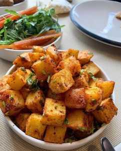 Drivu Batata Harra بطاطا حارة