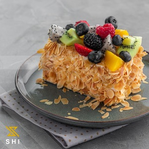Drivu Shi Cake