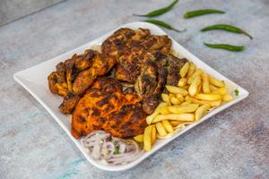 Drivu Chicken Charcoal Pepper (Full)