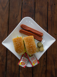 Drivu Hotdog Combo