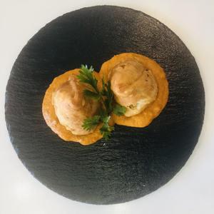 Drivu Mini Butter Chicken Samosa