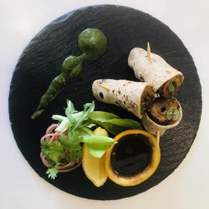 Drivu Mini Lamb Kebab Wraps