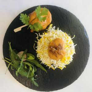 Drivu Express Butter Chicken Biryani