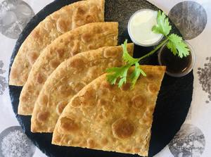 Drivu Chicken Keema Naan