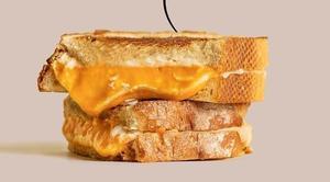 Drivu 3 Cheese Sandwich
