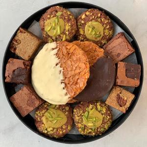 Drivu Mix Cookie & Mini Brownie Box