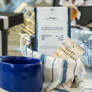 Drivu Moroccan Mint Tea Drinking Chocolate