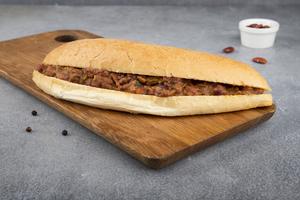 Drivu Red Beans Sandwich سندويش فاصوليا