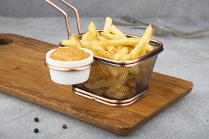 Drivu Fries بطاطا شبس