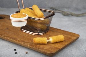 Drivu Mozzarella Sticks (6 pieces) أصابع موزاريلا ٦ حبات