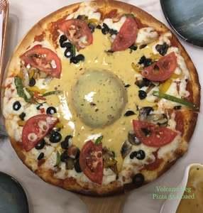 Drivu Volcano Pizza