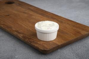 Drivu White W Sauce