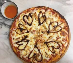 Drivu BBQ Pizza