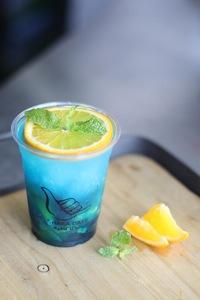 Drivu Blue Caracao Mojito