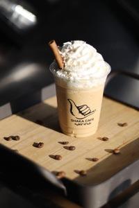 Drivu Iced Shaka Latte