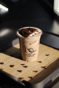 Drivu Iced Shaka Special Latte