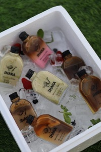 Drivu Box Lattes (16 bottles)