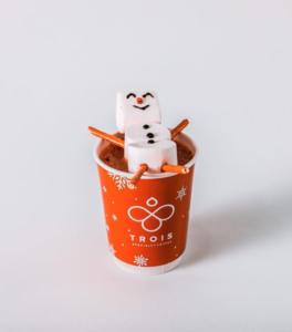 Drivu Snowman Hot Chocolate