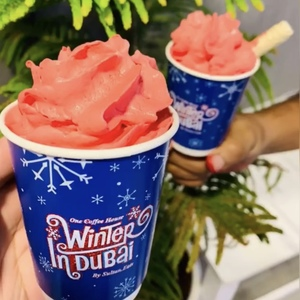 Drivu White Hot Chocolate with Red Velvet