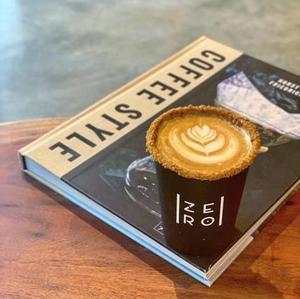 Drivu Biscuit Caramel Latte