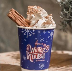 Drivu Winter Hot Chocolate