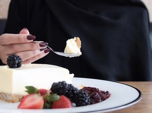 Drivu Vanilla Cheesecake