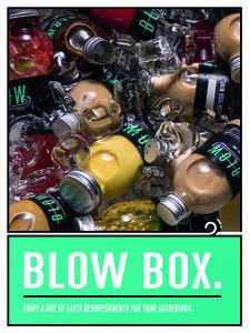 Drivu Blow Box (12 bottles 200ml each)
