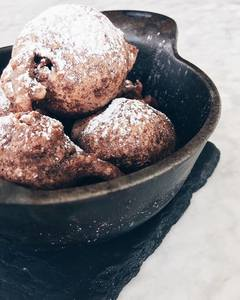 Drivu Fried Brownie Truffle Bites