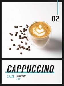 Drivu Cappuccino